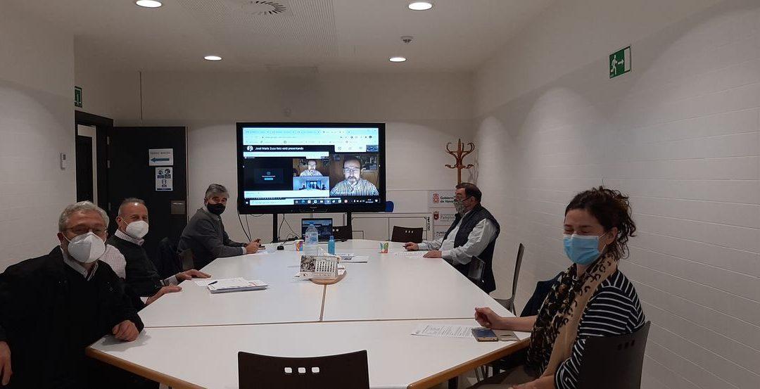 Reunión de Junta del mes de Octubre