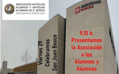 PRESENTACION A LOS ALUMNOS Y ALUMNAS DEL CICLO SUPERIOR DE FP (29/01/2021)