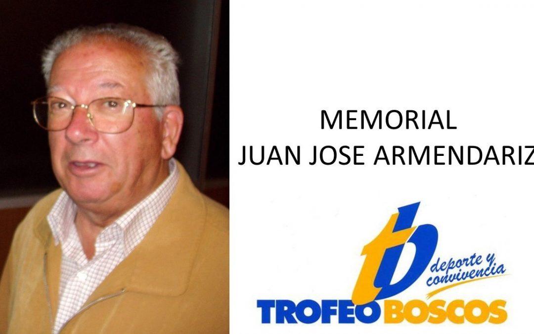 TROFEO BOSCOS: Memorial Juan José Armendáriz